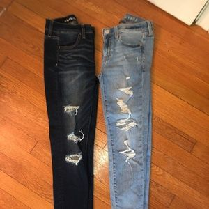 American Eagle Jeans (2 Pairs)